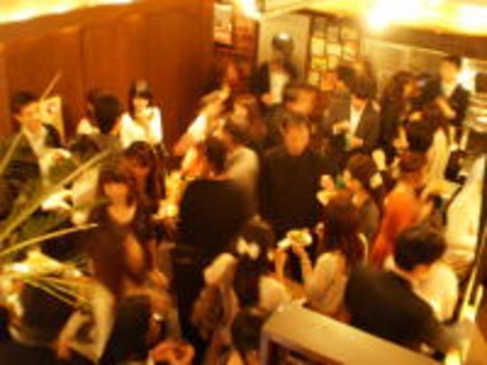 ふやせ!ステータス友達飲み会in新宿 ~1人参加中心・条件付~