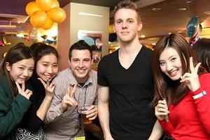 札幌で外国人のお友達がつくれるFIFO国際交流パーティー