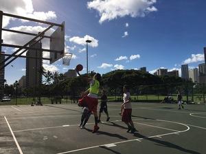 大阪でバスケやりたい人の集まり