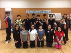 横浜ミットネス     キックボクシング  ダイエット 健康  横浜