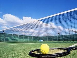 みんなでワイワイテニス