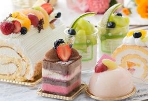 ケーキ☆バイキング‼️