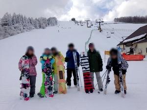 【今シーズン募集開始!】日帰りスキー乗り合い部 @ 東京 【3/17初参加者懇親会(残り数名)、3/19 日帰スキースノボー、3/25トレッキング】