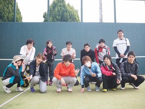 テニスサークル(仮)