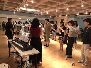 サニーサイドゴスペルクラブ埼玉