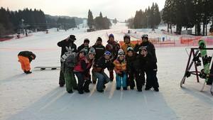 スノーボード サークル CLUB ROOKIES