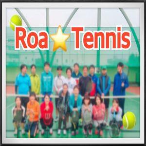社会人テニスサークル★20代後半~40代まで幅広く♪