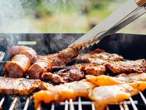 国際交流BBQ