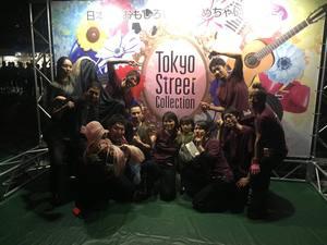 東京讃岐獅子舞