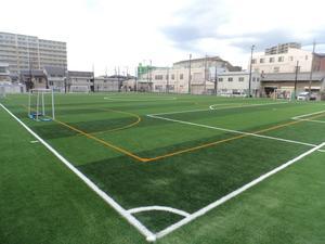 カレー屋「FCダンデライオン」(戸田公園)