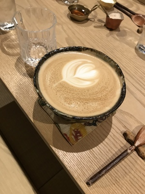 カフェでお友達作り☕️
