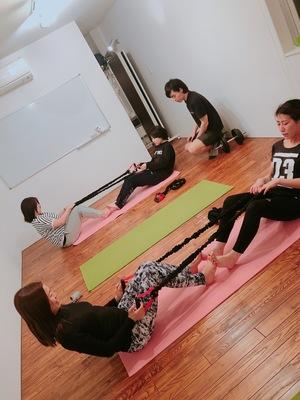 トレーニング会