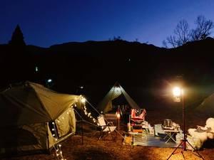 キャンプ同好会