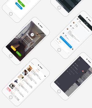 スマホアプリ・システム販売サイトの開発