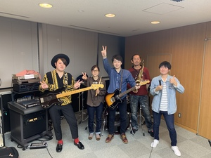 東京のバンド・楽器演奏・音楽を楽しむサークル「リズランド」【ホームページあり】