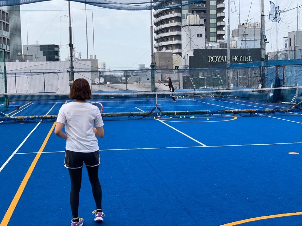 3/15(日) 13:00~吉祥寺でテニスしましょう!