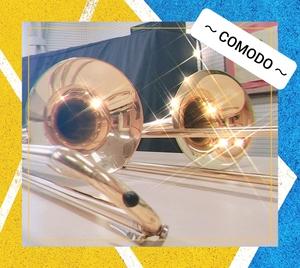 COMODO BRASS BANDサークル