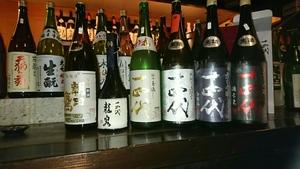 日本酒巡り