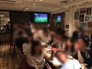 【19/11月新規立ち上げ】サッカー観戦サークルメンバー募集(現在の応募:男性4名、女性5名)