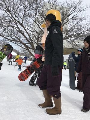 スノーボードサークル「くろなつ☆」
