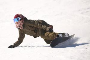 snowboarding club SN8 女子部