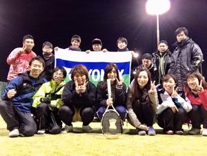 2019年開始‼️🎾愛知で中学振りにソフトテニスやりましょ♪