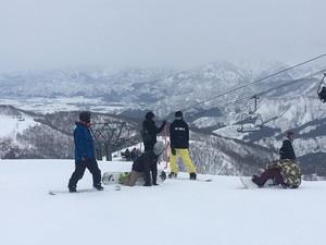 【GAYの方のみ】スキー/スノボ一緒に行きましょう。