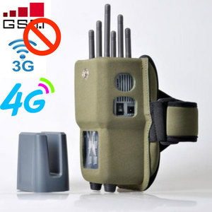 Cut signal in cell phone jammer coverage