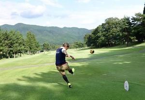 フットゴルフ会⚽️⛳️