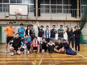 【NEW】初心者が9割 スポーツサークル
