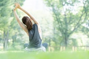 ストレッチ・ヨガサークル『身体を柔軟にします』