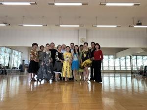 社交ダンスサークル 日曜日午前に!