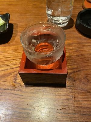 Me gusta el sake