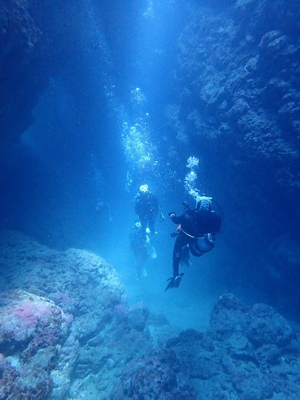 sendai scuba diving