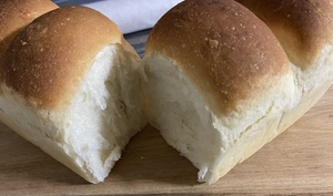美味しいパンを焼きましょう〜