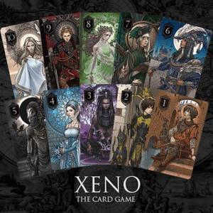 XENOが面白過ぎてみんなでやりたい