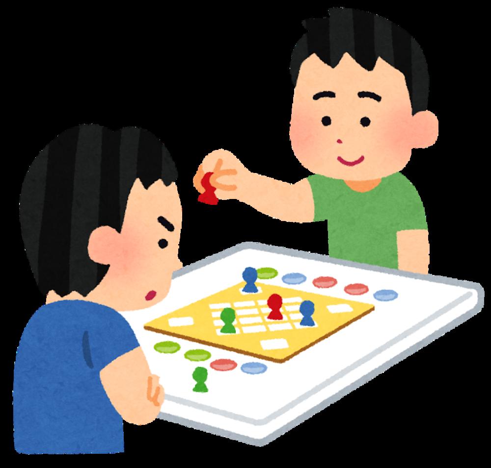 【お試し】オンラインボードゲーム会