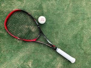 SHINE✨【硬式?いや私はソフトテニス派!】
