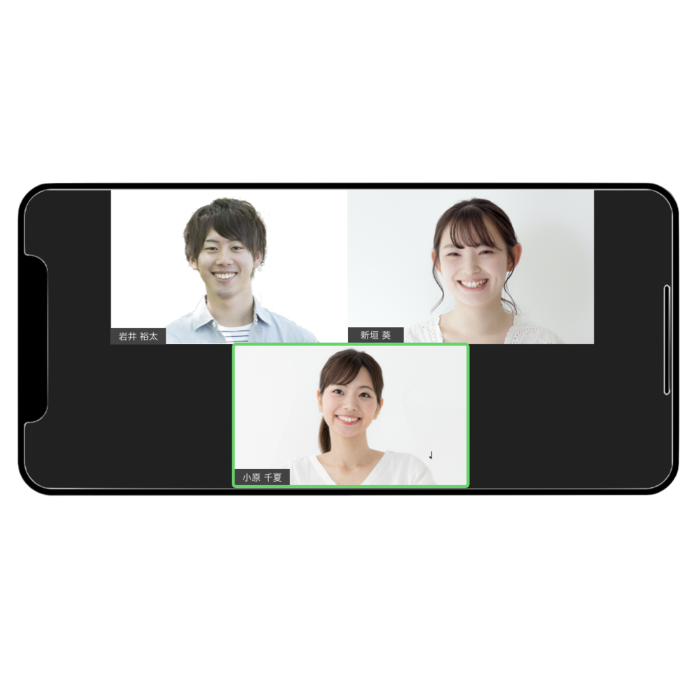 【30・40代限定】新感覚!Zoomを使った10分の友達マッチングイベント開催!!