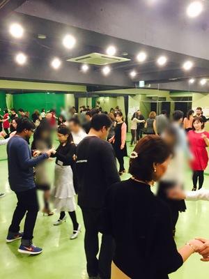 ダンスと国際交流 東京カジュアルダンスグループ