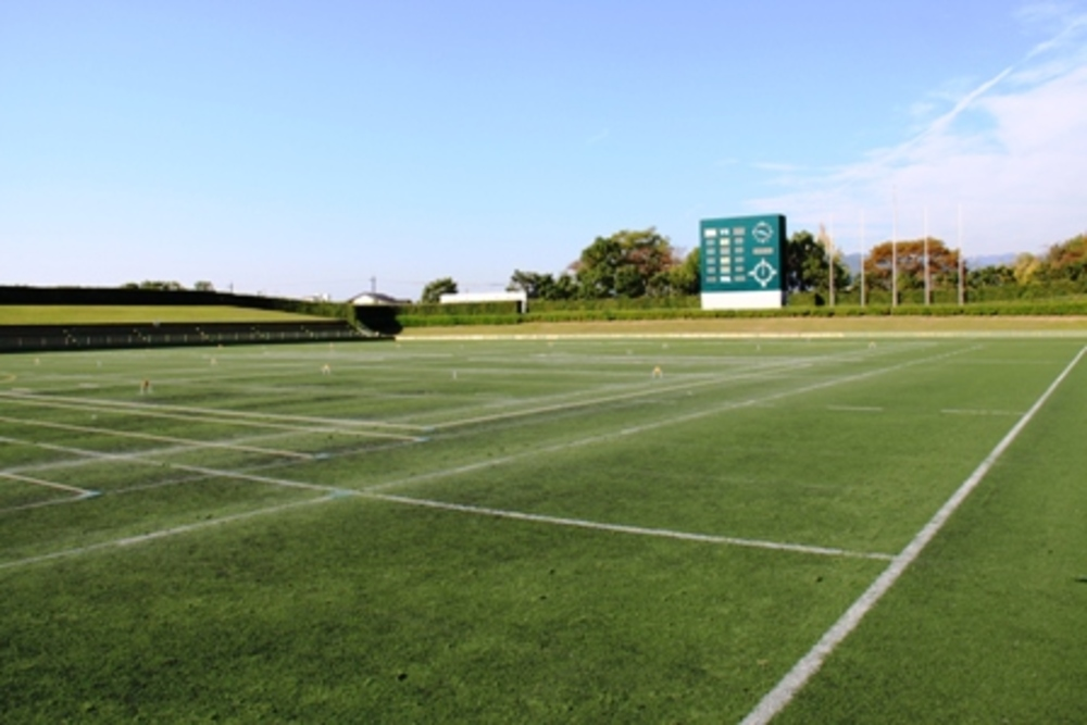 soccer@京都市宝が池公園運動施設球技場