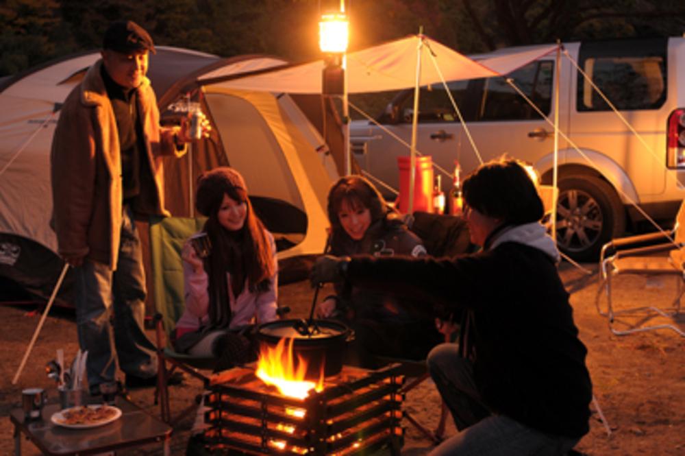 ■18.4/28(土)Tokyoグランキャンプ!テントでお手軽BBQ Party!!