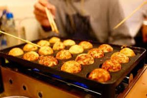 【地方出身集合~‼️】大阪の美味しいたこ焼き🐙をたべましょうー✨