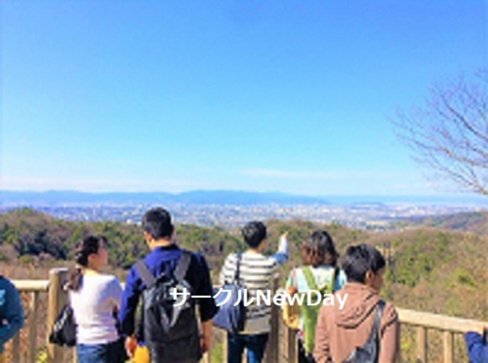 ★7/19 ほしだ園地の友活ハイキングコン★