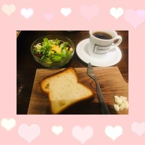 朝カフェ会🥪💕