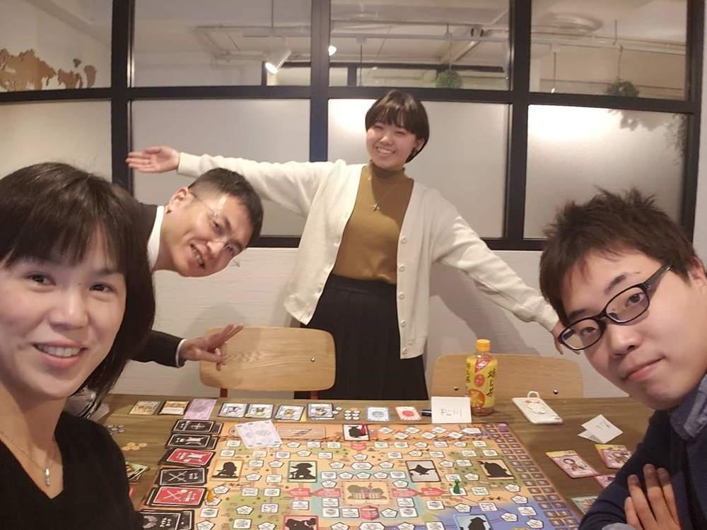 《お陰様で満員御礼❗️1卓増席、残3席》第3回学べるボードゲームイベント!