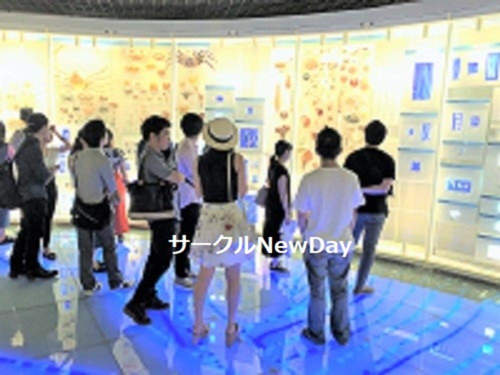 ★7/4 江戸東京博物館めぐりで楽しく友達作り ★