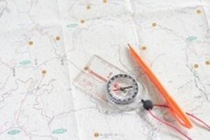 読図勉強会partⅡ等高線とコンパス、ルート予測と登山計画