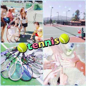 テニス会\(^o^)/