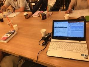 【第17回】 横浜のカフェで集まって自習しよう!